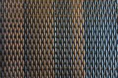 Natuurlijke de textuur van het Handcraftweefsel Royalty-vrije Stock Afbeelding