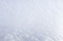 Natuurlijke de winterachtergrond Sneeuw witte textuur Achtergrond van sneeuwtextuur De winter background royalty-vrije stock fotografie