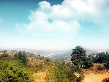 Natuurlijke diversiteit op het Eiland Kreta royalty-vrije stock foto's