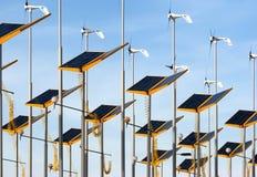 Natuurlijke energie Stock Foto