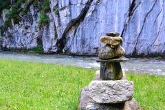 Natuurlijke fontein Stock Afbeeldingen