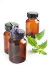Natuurlijke geneeskunde Royalty-vrije Stock Fotografie