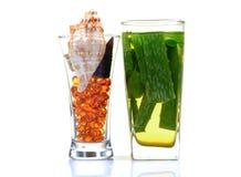 Natuurlijke geneesmiddelen Stock Fotografie