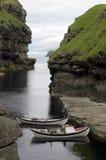 Natuurlijke haven Stock Afbeeldingen