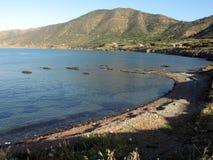Natuurlijke haven stock foto