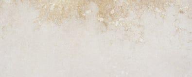 Natuurlijke hoogte - kwaliteits beige marmer Stock Fotografie