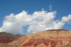 Natuurlijke kleuren Stock Afbeelding
