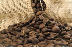 Natuurlijke koffie stock afbeelding