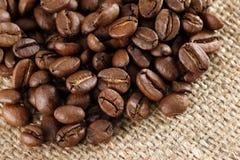 natuurlijke koffie Stock Foto's