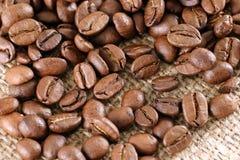 natuurlijke koffie Royalty-vrije Stock Fotografie