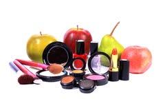 Natuurlijke make-up Royalty-vrije Stock Foto's