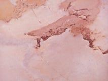 Natuurlijke marmeren roze textuur als achtergrond royalty-vrije stock foto