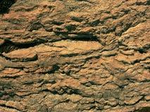 Natuurlijke marmeren stenen in oude kasteelzaal Het vullen met cement in aardige natuurlijke achtergrond Royalty-vrije Stock Afbeeldingen