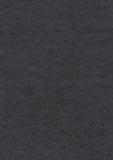 Natuurlijke Nepalese gerecycleerde zwarte document textuur Royalty-vrije Stock Afbeeldingen
