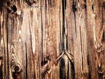 Natuurlijke oude vuile houten muur met planken Houten Grunge ommuurt ons Stock Fotografie