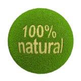 Natuurlijke percenten Royalty-vrije Stock Afbeeldingen