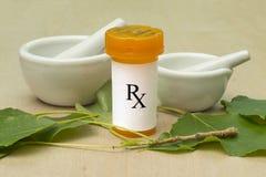 Natuurlijke remedie Royalty-vrije Stock Fotografie