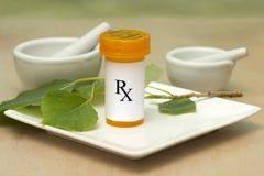 Natuurlijke remedie stock foto's