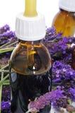 Natuurlijke remedies Stock Foto