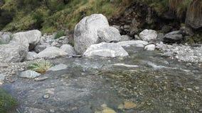 Natuurlijke reserve in Merlo, San Luis Argentina royalty-vrije stock afbeelding