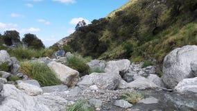 Natuurlijke reserve in Merlo, San Luis Argentina stock afbeelding