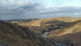 Natuurlijke rivier Royalty-vrije Stock Fotografie