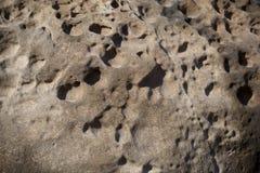 Natuurlijke rotstextuur Stock Foto's