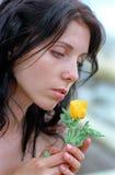Natuurlijke schoonheid Royalty-vrije Stock Fotografie