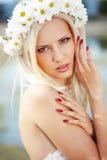 Natuurlijke schoonheid Stock Foto