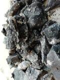 Natuurlijke steenkolen stock fotografie