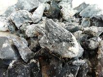 Natuurlijke steenkolen royalty-vrije stock afbeelding