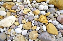 Natuurlijke stenen Royalty-vrije Stock Afbeeldingen