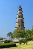 Natuurlijke Toren Royalty-vrije Stock Afbeelding