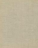 Natuurlijke uitstekende geweven de stoffentextuur van de linnenjute, groot gedetailleerd verticaal oud grunge rustiek patroon als stock afbeeldingen