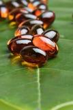 Natuurlijke Vitaminen Stock Foto's
