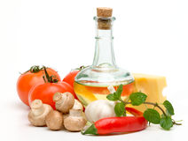 Natuurlijke voeding Stock Afbeeldingen