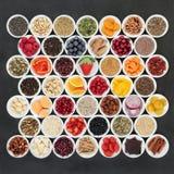 Natuurlijke voeding voor een Gezond Hart Stock Fotografie