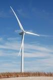 Natuurlijke vrije windenergie Royalty-vrije Stock Afbeeldingen