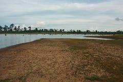 Natuurlijke waterbronnen. Stock Foto