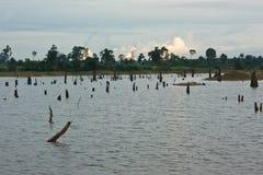 Natuurlijke waterbronnen. Stock Afbeelding