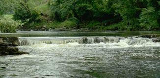 Natuurlijke waterkering Royalty-vrije Stock Foto's