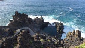 Natuurlijke waterpool Royalty-vrije Stock Afbeelding