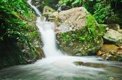 Natuurlijke waterstroom Stock Afbeeldingen