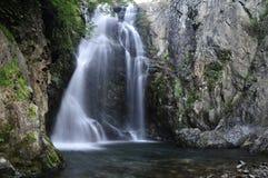 Natuurlijke waterval Stock Afbeelding
