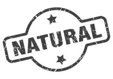 Natuurlijke zegel vector illustratie
