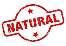 Natuurlijke zegel stock illustratie