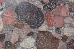 Natuursteenachtergronden en Texturen Stock Afbeeldingen