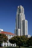 naucz się katedralny Pittsburgha uniwersytet Zdjęcie Royalty Free