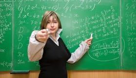 Nauczyciel Obraz Stock