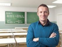 Nauczyciela portret obraz stock